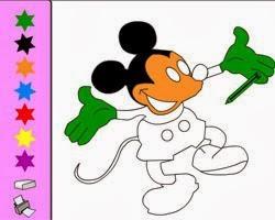 Mickey Mouse Boyama Resimleri Rüya Tabirleri Kahve Falı Yaşam