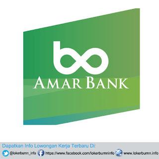 Lowongan Kerja Bank Amar Indonesia 2016 Banyak Posisi Tersedia untuk penempatan DKI Jakarta dan Surabaya