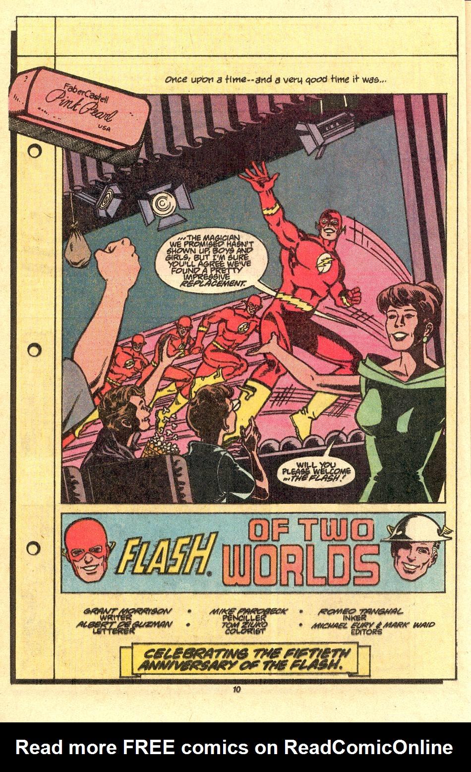 Read online Secret Origins (1986) comic -  Issue #50 - 12
