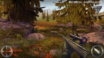 تحميل لعبة الصيد الرائعة DEER HUNTER, مهكرة لعبة صيد الحيوانات الرائعة deer hunter, DEER HUNTER مهكرة كاملة للاندرويد