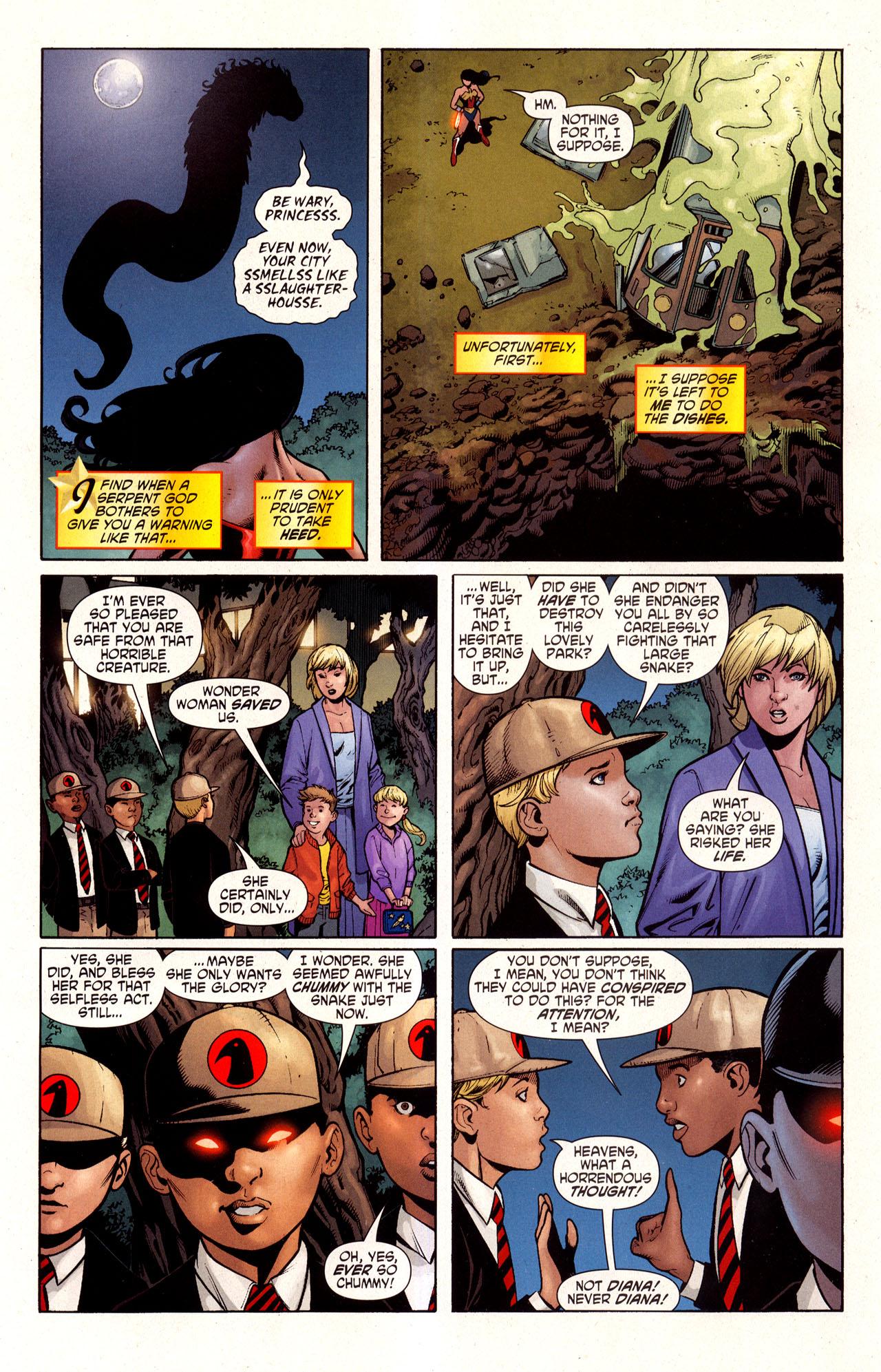 Read online Wonder Woman (2006) comic -  Issue #40 - 8