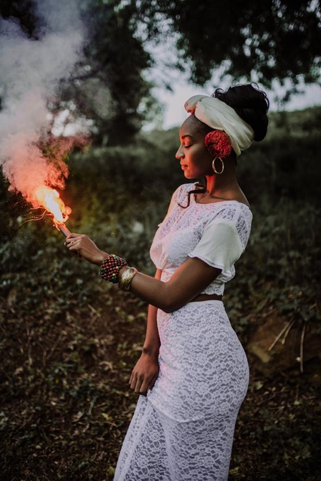 afro bride - blog mi boda