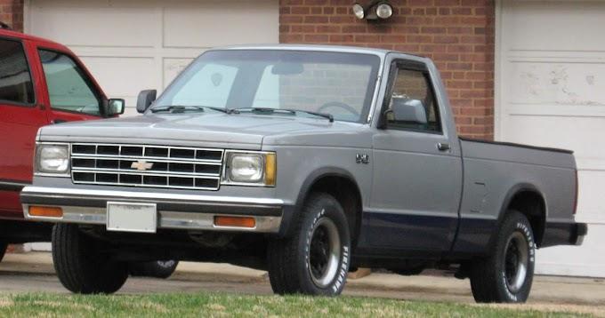 Descarga Manual Chevy-Truck-S10 1990 - Bomba de agua servicio y reparación