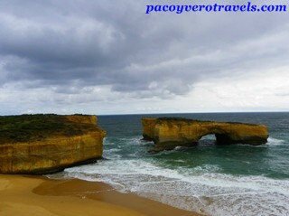Great Ocean Road y Arco de Londres