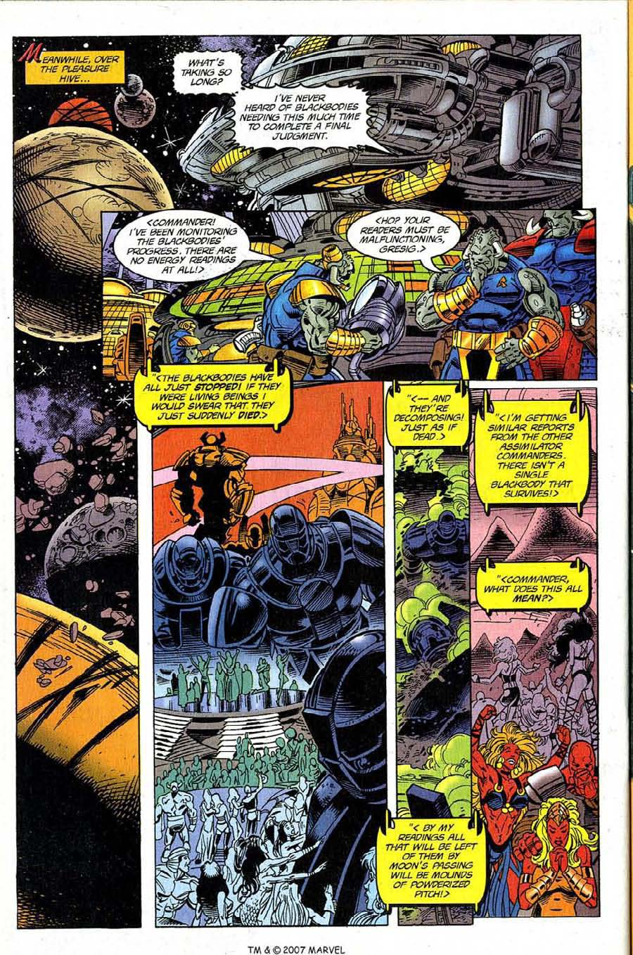 Read online Silver Surfer (1987) comic -  Issue #121 - 28