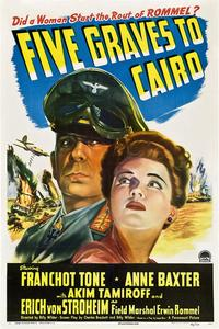 Watch Five Graves to Cairo Online Free in HD