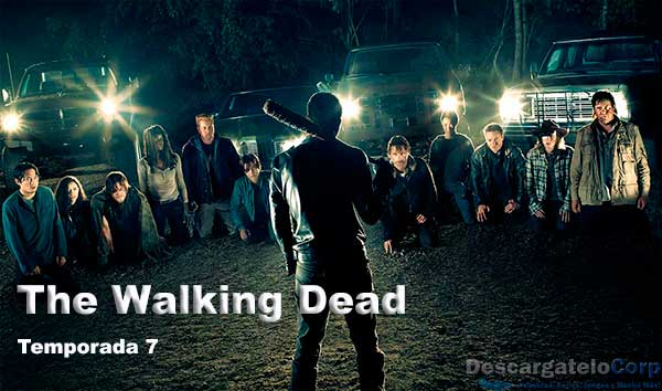 The Walking Dead Temporada 7 HD 720p