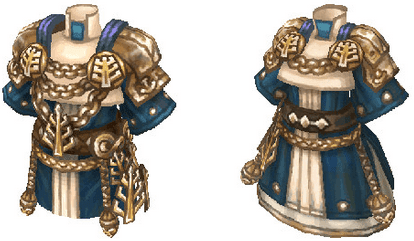Tree of Savior Chaplain