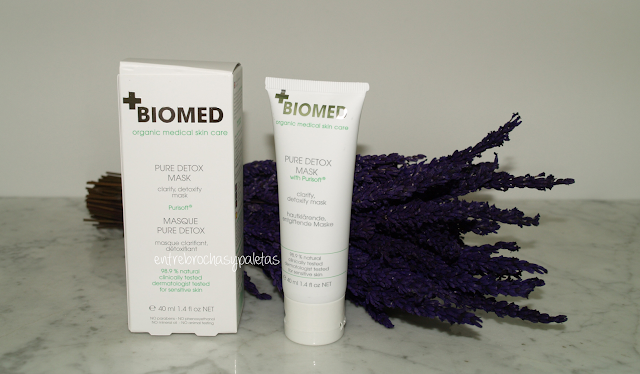 mascarilla biomed organic