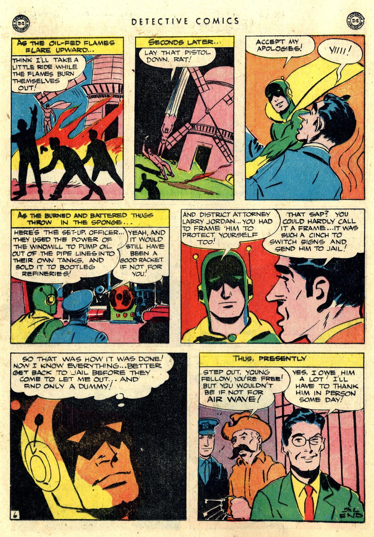 Read online Detective Comics (1937) comic -  Issue #112 - 22