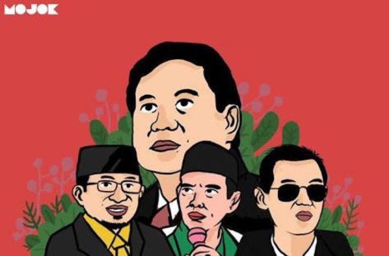 Jika Prabowo Abaikan Cawapres Hasil Ijtima' Ulama, Ini Kata GNPF-Ulama