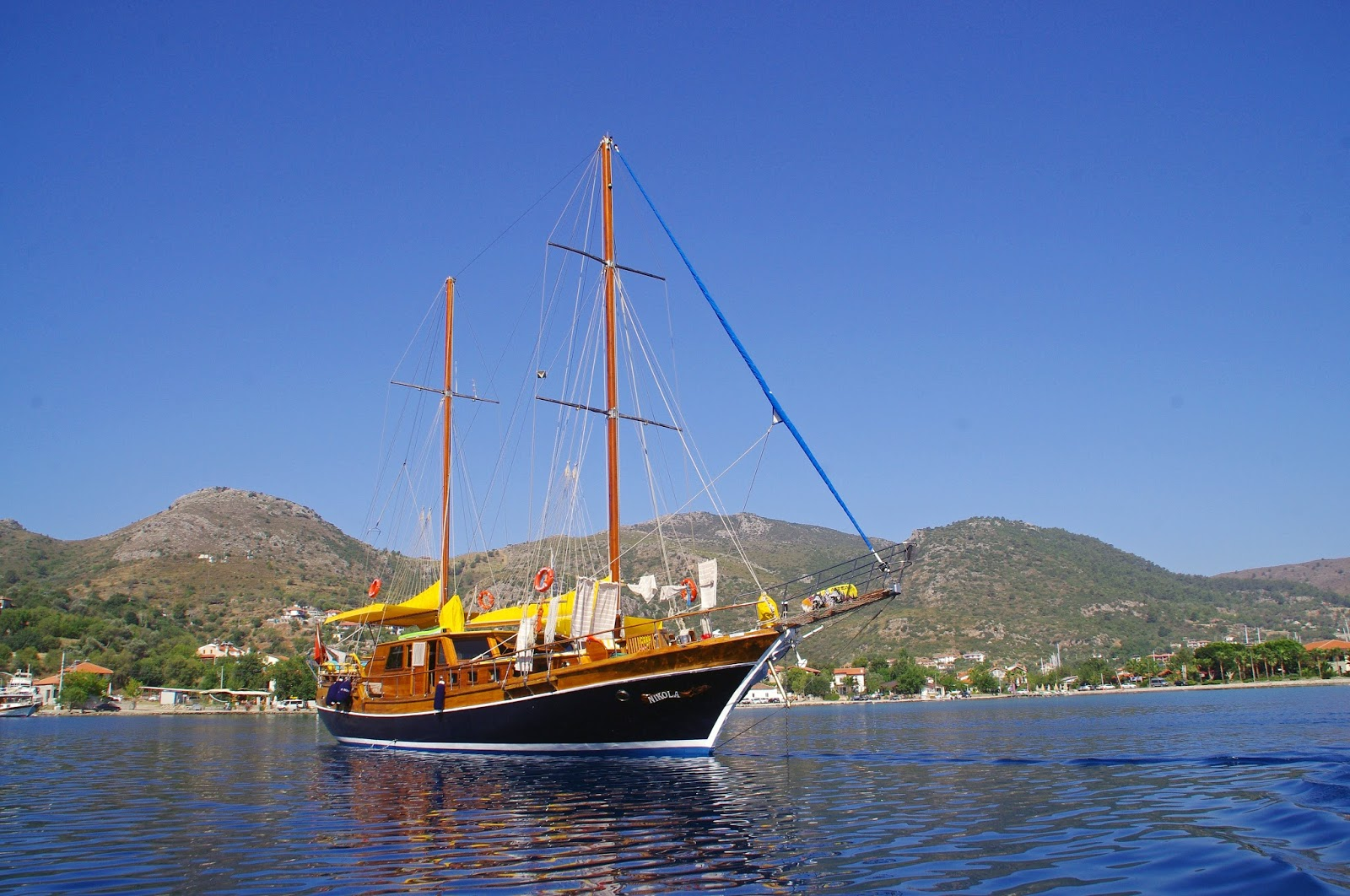 Luxury Sailing in Turkey with Neyzen Yachting