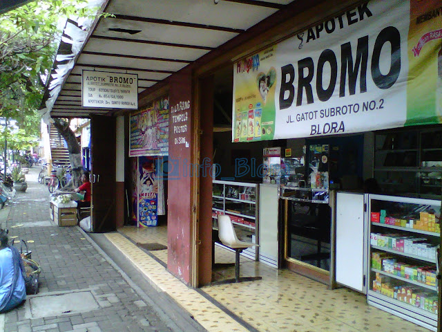 Apotek Bromo