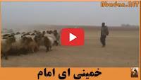رژه حیوانات به یاد امام خمینی
