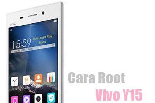 Root Vivo Y15 Tanpa Menggunakan Komputer
