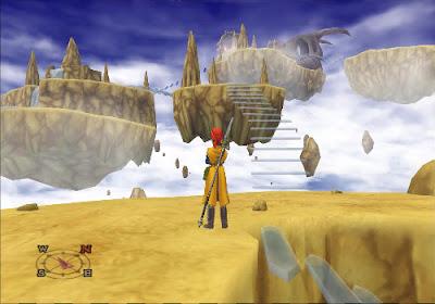 Dragon Quest VIII - El Periplo del Rey Maldito - Camino dragoviano