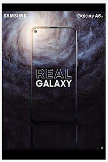 2 Cara screenshot samsung Galaxy A8S kurang 1 menit