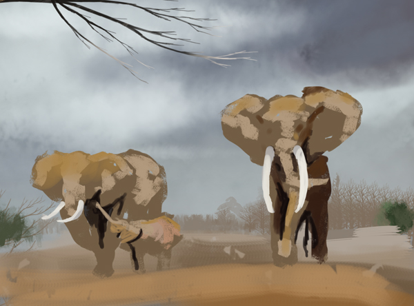[Image: Family_Indian_Elephant.jpg]