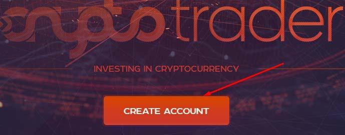 Регистрация в Crypto Trader