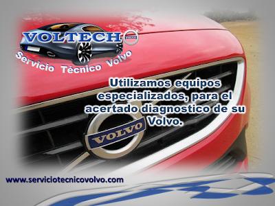 Diagnostico Volvo Voltech Bogota