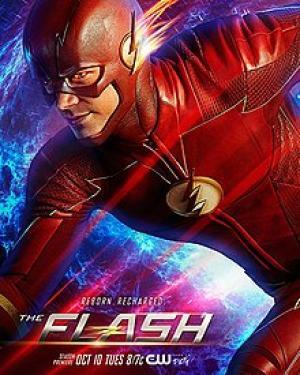 Người Hùng Tia Chớp Phần 4 - The Flash Season 4 (2017)