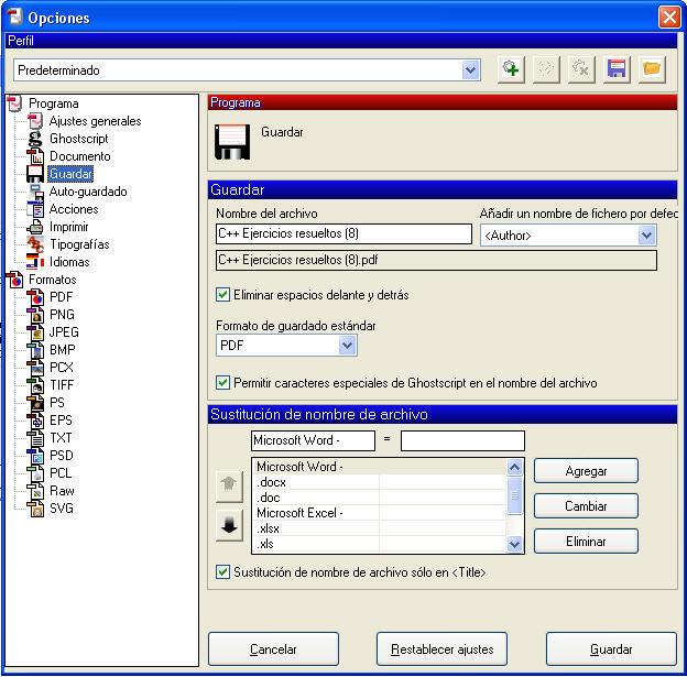 convertir de word a pdf con pdfcreator  recomendado