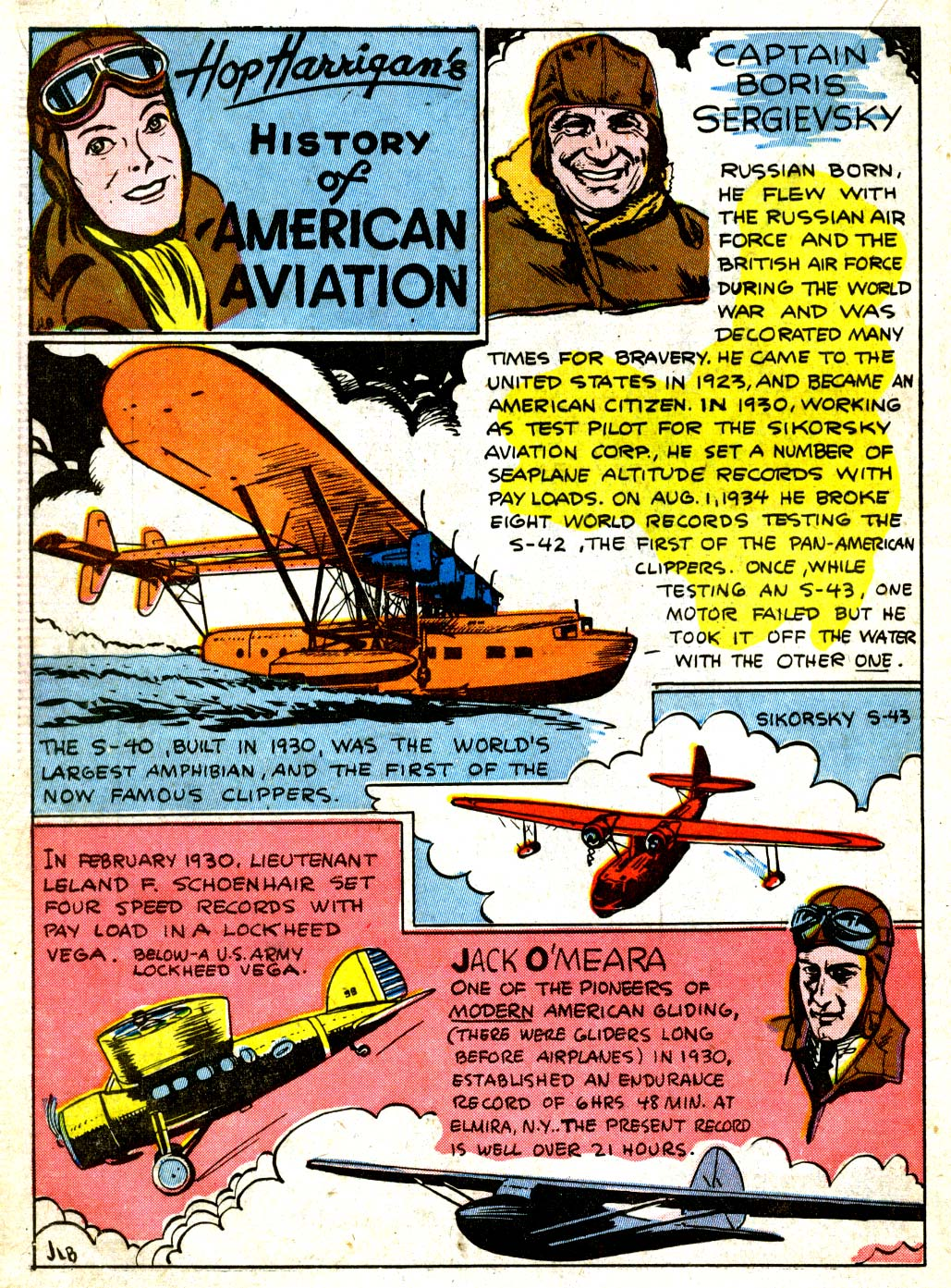 Read online All-American Comics (1939) comic -  Issue #29 - 33