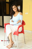Anisha Ambrose Latest Pos Skirt at Fashion Designer Son of Ladies Tailor Movie Interview .COM 1059.JPG
