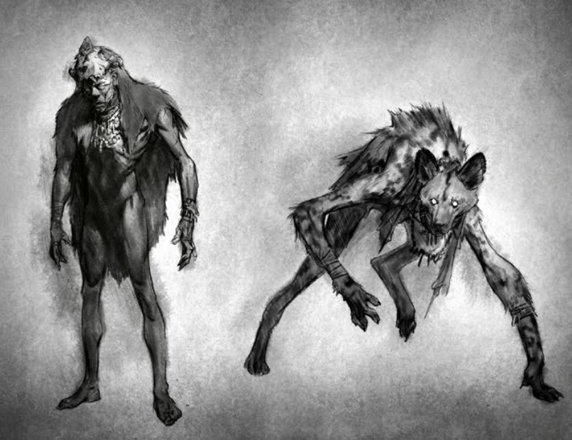 Skinwalker: Gli Yee Naaldlooshii sono creature soprannaturali del folklore navajo, capaci di trasformarsi in animali.