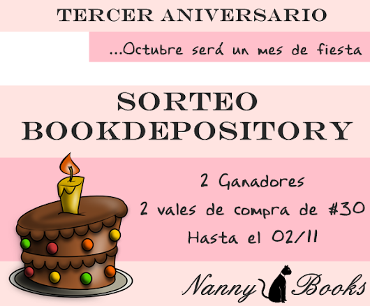 Sorteo Apertura: BookDepository por Doble