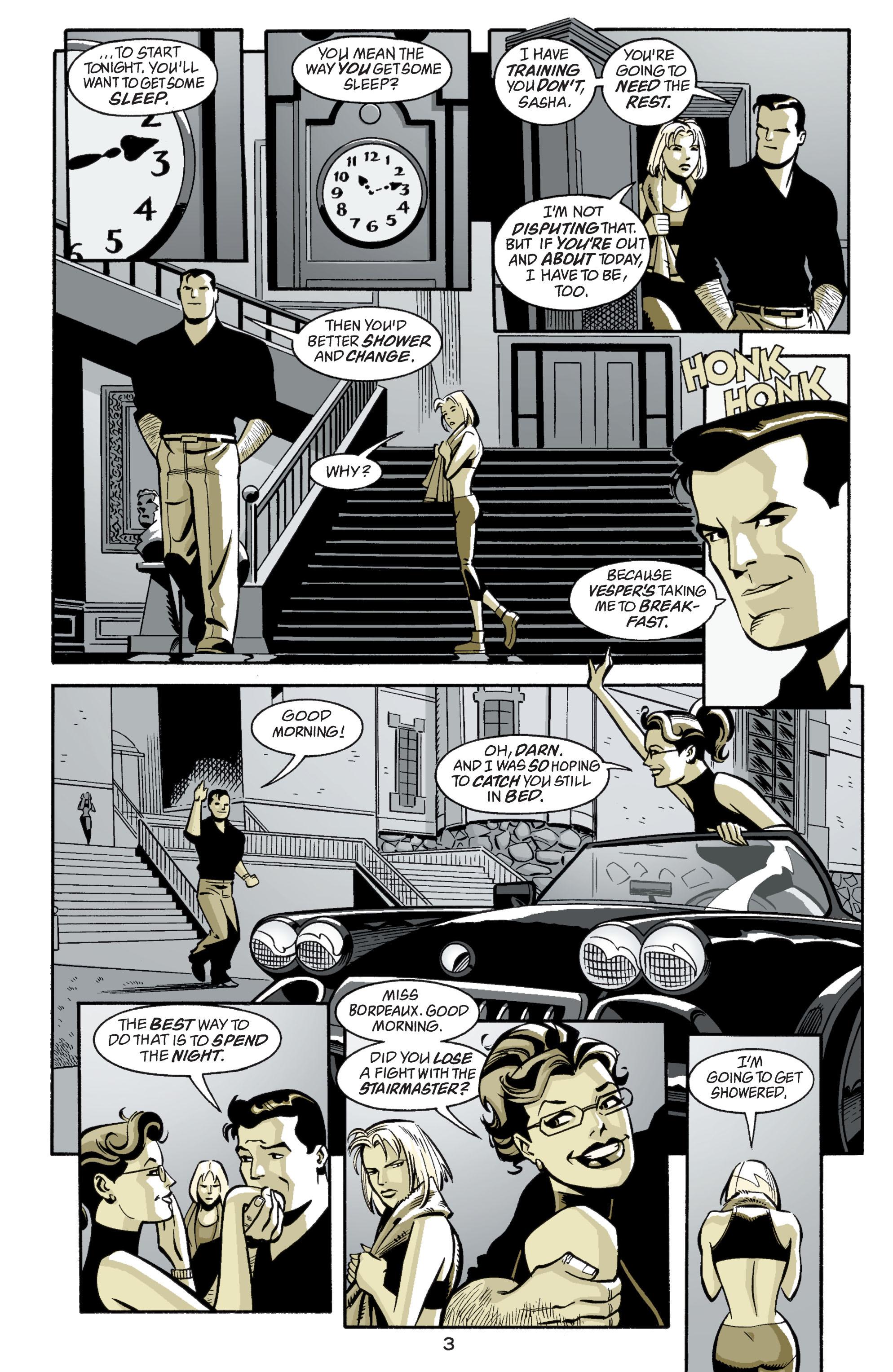 Detective Comics (1937) 762 Page 3