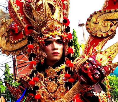 JUARA 1 THE CARUBAN CARNIVAL 2016