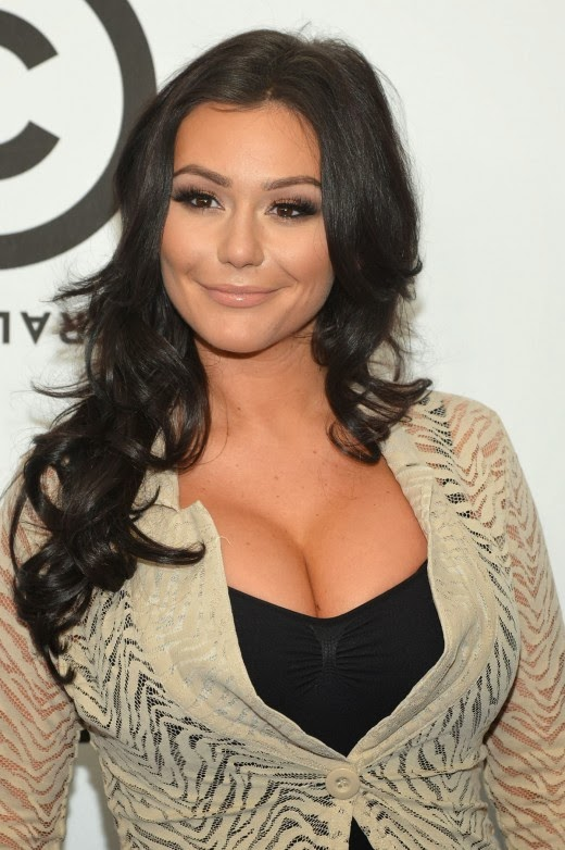 JWoww United State television personality