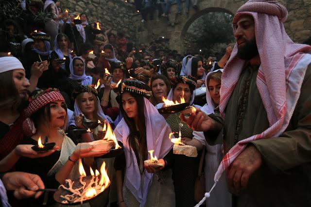 اليزيديون ليس لديهم دين محدد