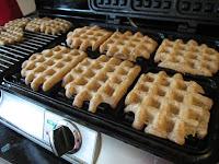 GF Buckwheat Waffles