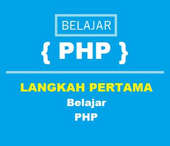 tutorial belajar php