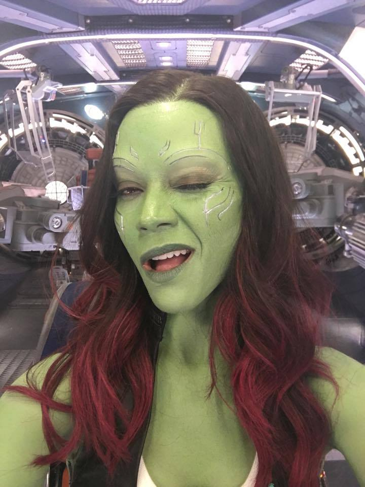 TORONTO CAT WOMAN: Guardians Of The Galaxy Vol. 2 - More