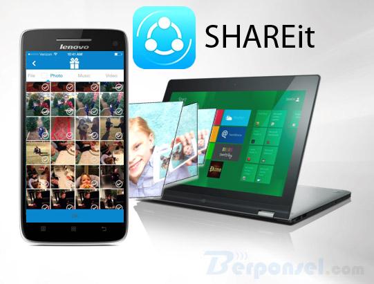Cara Terbaru Mengirim File dari Android ke PC dengan Shareit