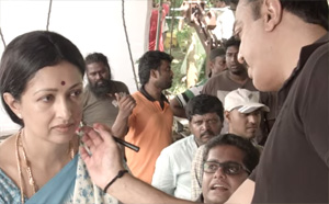 Making of Papanasam   Kamal Haasan   Gautami   Jeethu Joseph   Ghibran