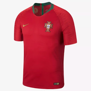 jersey portugal 2018