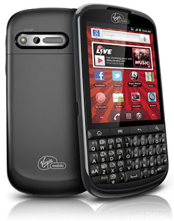 Virgin Mobile ZTE Venture