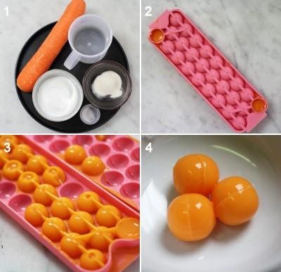 cách làm bánh trung thu thạch râu câu nhân trứng muối