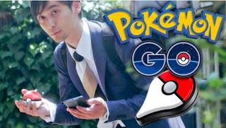 Download Pokemon GO Apk Terbaru