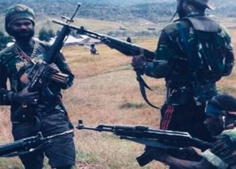 Mengaku Teror Area Freeport, OPM Tantang TNI