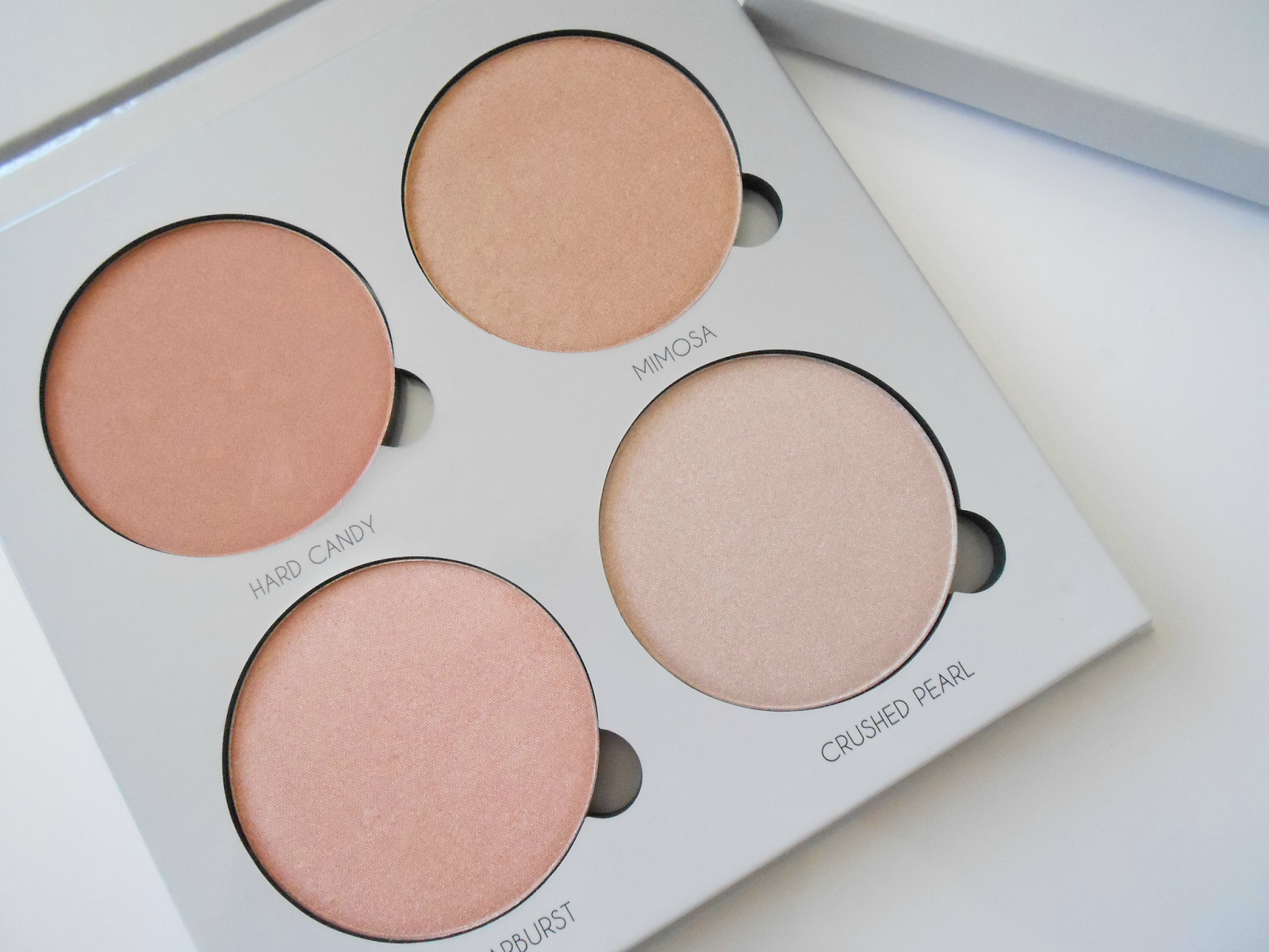 Different uses for the Anastasia Beverly Hills Glow Kit in Gleam