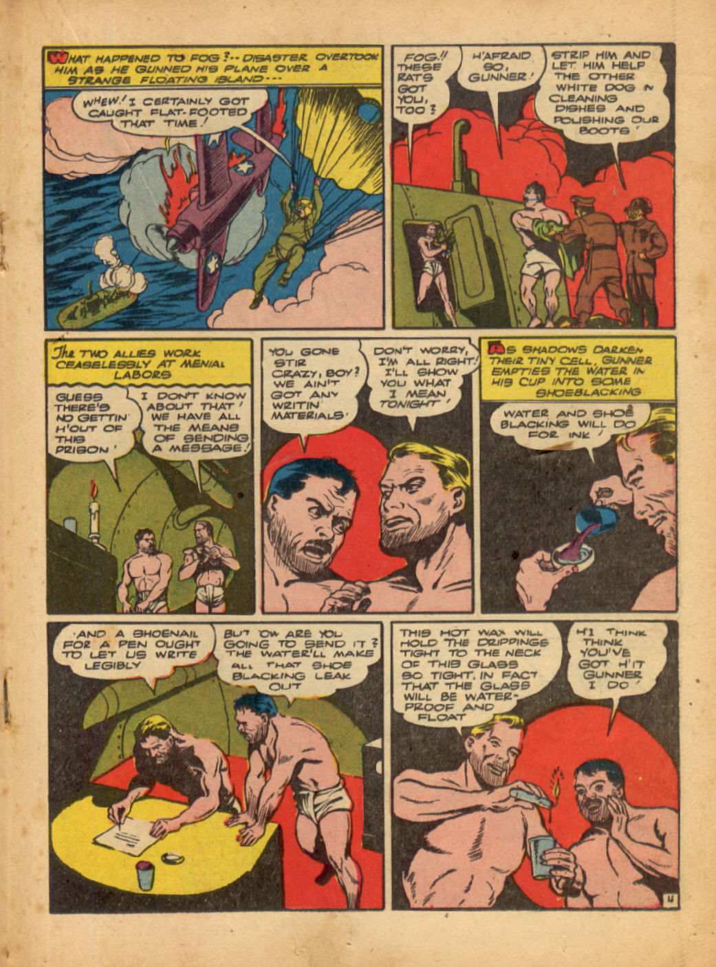 Read online Action Comics (1938) comic -  Issue #48 - 35