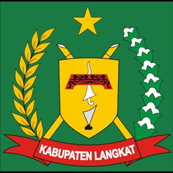 Logo Kabupaten Langkat PNG
