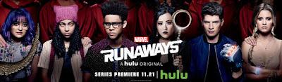 Runaways 2017 Series Banner Poster