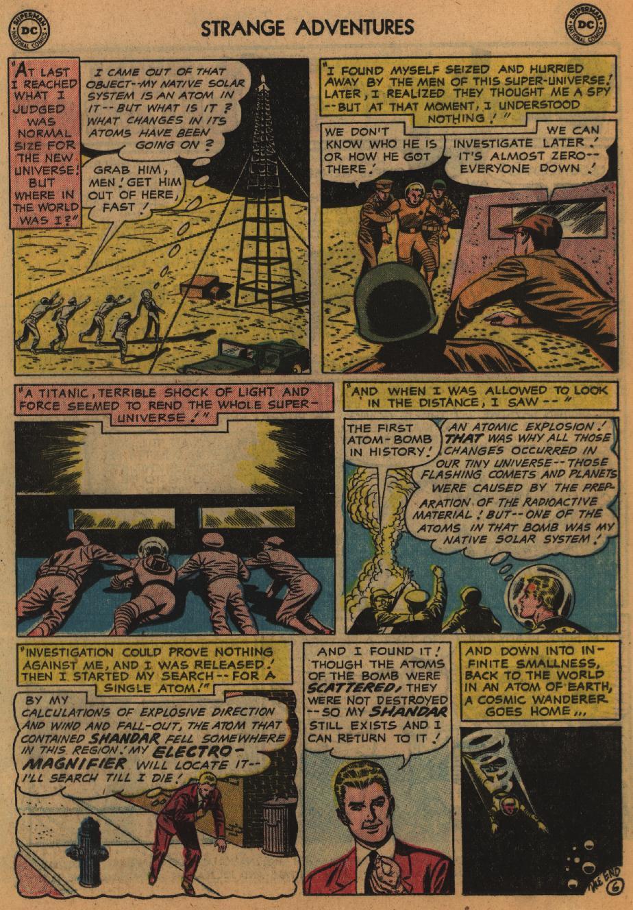 Strange Adventures (1950) issue 67 - Page 17