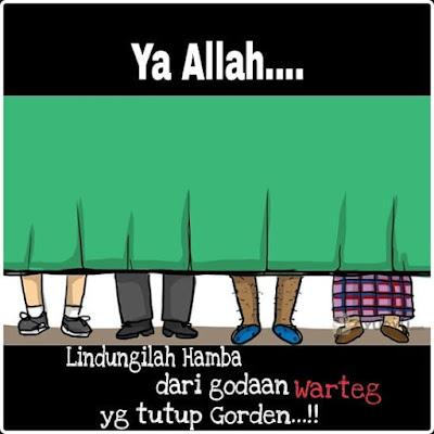 10 Meme 'Godaan Puasa' Ini Bikin Pengen Bedug Maghrib Tiba